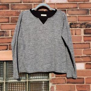 Madewell lightweight sweatshirt
